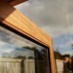 Bespoke hardwood bi-fold doors by James Riggall Fine Joinery, Exeter, Devon