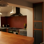 Bespoke Kitchen by James Riggall Fine Joinery, Exeter, Devon